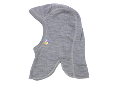 Joha balaclava light grey melange